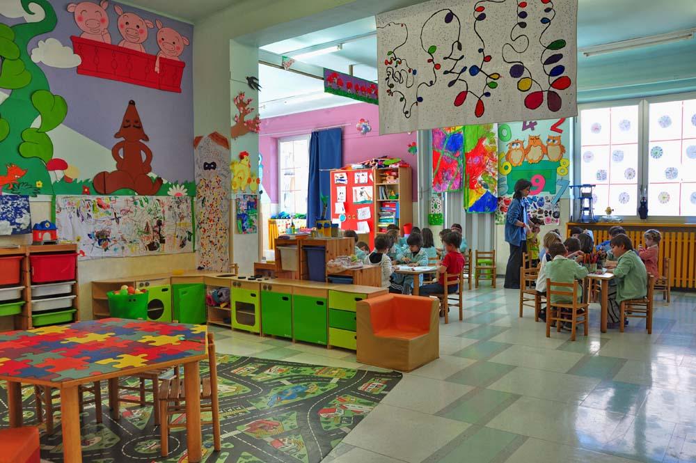 Lettura di gruppo per bambini e un po di buona scuola - Libri di scuola materna stampabili gratuitamente ...