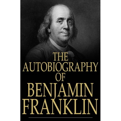The Autobiography of Benjamin Franklin-500x500
