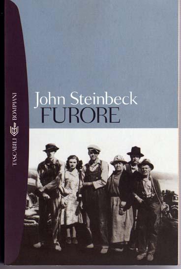 J. Steinbeck furore